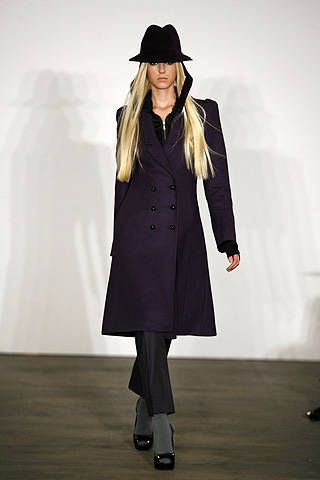 Arthur Mendonca Fall 2008 Ready-to-wear Collections - 001