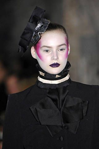 Nathan Jenden Fall 2008 Ready-to-wear Detail - 001
