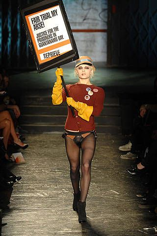 Vivienne Westwood Red Label Fall 2008 Ready-to-wear Collections - 001
