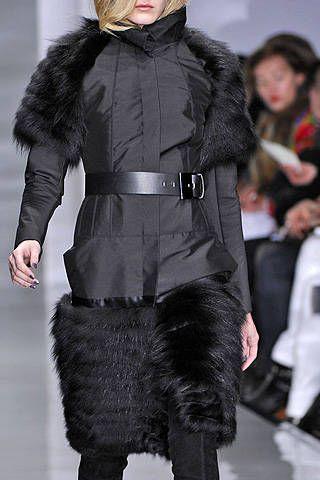 Amanda Wakeley Fall 2008 Ready-to-wear Detail - 001