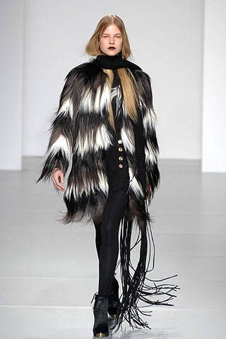 Jaeger London Fall 2008 Ready-to-wear Collections - 001