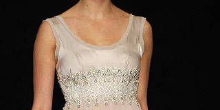 Jenny Packham Fall 2008 Ready-to-wear Detail - 001