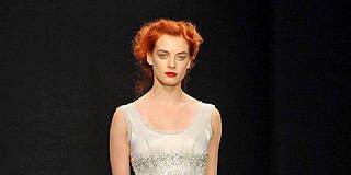 Jenny Packham Fall 2008 Ready-to-wear Collections - 001