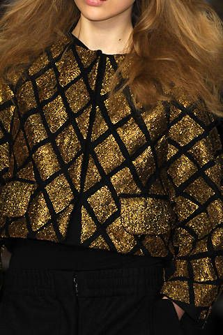 John Rocha Fall 2008 Ready-to-wear Detail - 001