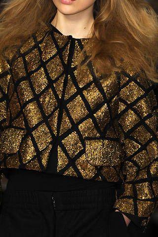 John Rocha Fall 2008 Ready-to-wear Detail - 001