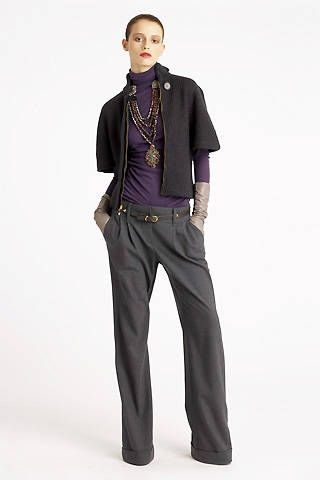 Elie Tahari Fall 2008 Ready-to-wear Collections - 001