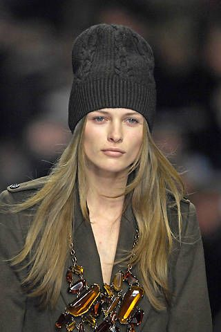 Burberry Prorsum Fall 2008 Ready-to-wear Detail - 001
