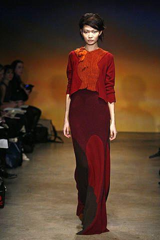 Koi Suwannagate Fall 2008 Ready-to-wear Collections - 001