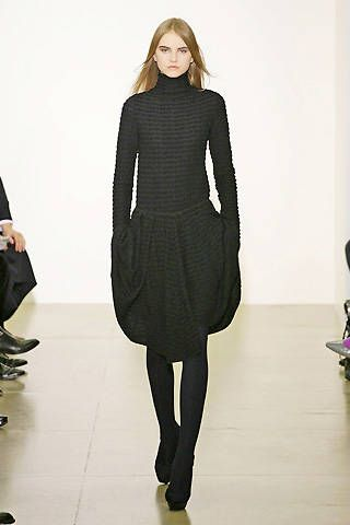 Jil Sander Fall 2008 Ready-to-wear Collections - 001