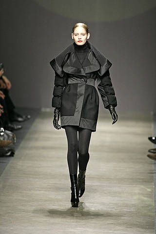 Iceberg Fall 2008 Ready-to-wear Collections - 001