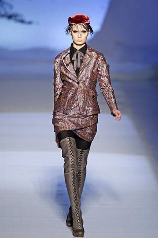 Etro Fall 2008 Ready-to-wear Collections - 001