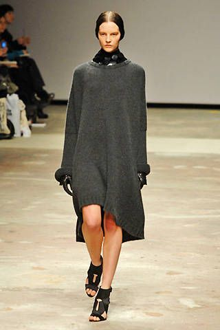 Christopher Kane Fall 2008 Ready-to-wear Collections - 001