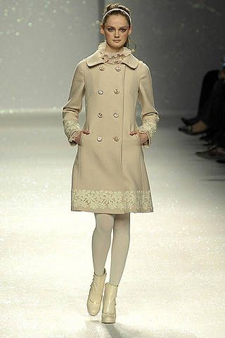 Luisa Beccaria Fall 2008 Ready-to-wear Collections - 001