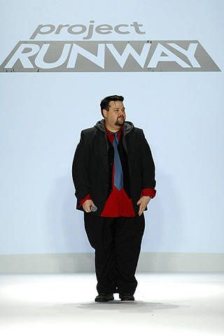 Project Runway Chris March Fall 2008 Ready-to-wear Collections - 001