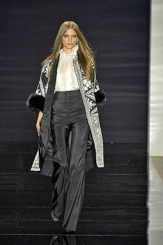 Naeem Khan Fall 2008 Ready-to-wear Collections - 001
