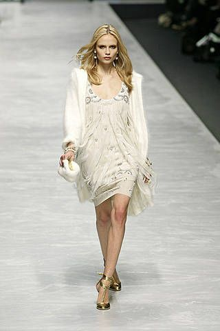 Blumarine Fall 2008 Ready-to-wear Collections - 001