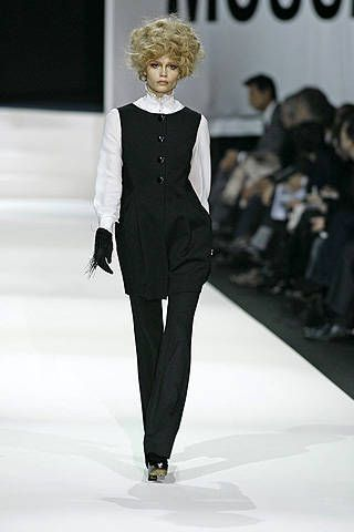 Moschino Fall 2008 Ready-to-wear Collections - 001