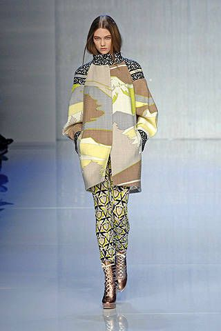 Emilio Pucci Fall 2008 Ready-to-wear Collections - 001