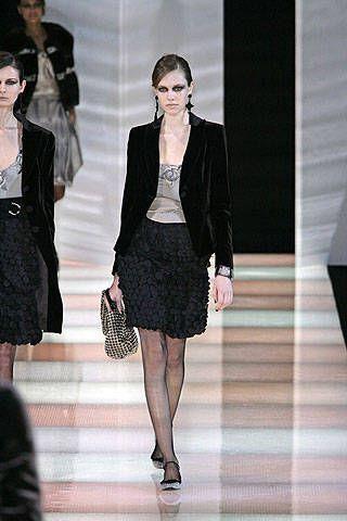 Giorgio Armani Fall 2008 Ready-to-wear Collections - 001