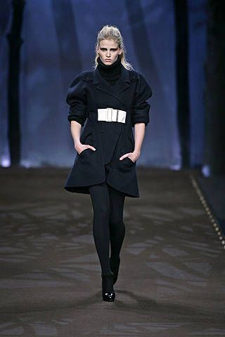 Fendi Fall 2008 Ready-to-wear Collections - 001