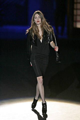 DSquared2 Fall 2008 Ready-to-wear Collections - 001