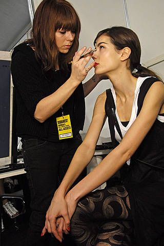 DSquared2 Fall 2008 Ready-to-wear Backstage - 001