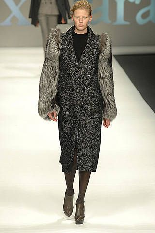 Max Mara Fall 2008 Ready-to-wear Collections - 001