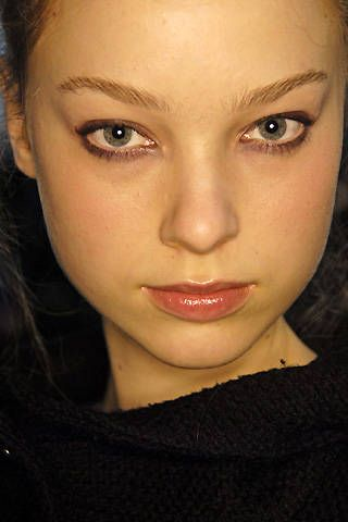 Sportmax Fall 2008 Ready-to-wear Backstage - 001