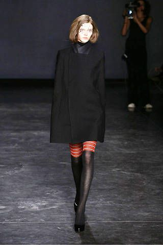 AF Vandevorst Fall 2008 Ready-to-wear Collections - 001