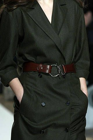Margaret Howell Fall 2008 Ready-to-wear Detail - 001