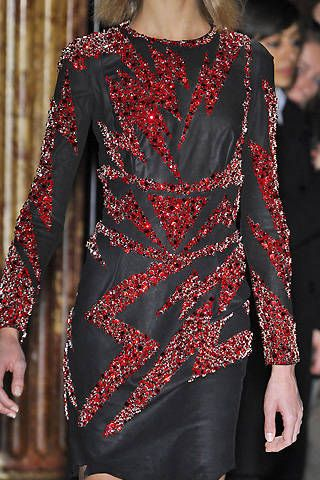 Balmain Fall 2008 Ready-to-wear Detail - 001