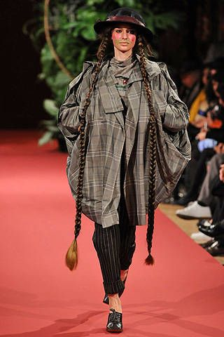 Vivienne Westwood Fall 2008 Ready-to-wear Collections - 001