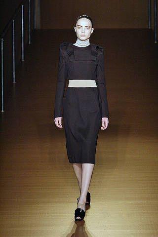 Prada Fall 2008 Ready&#45&#x3B;to&#45&#x3B;wear Collections &#45&#x3B; 001