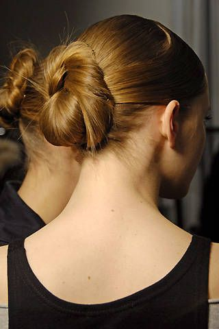 Iceberg Fall 2008 Ready-to-wear Backstage - 001
