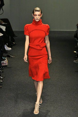Veronique Leroy Fall 2008 Ready-to-wear Collections - 001