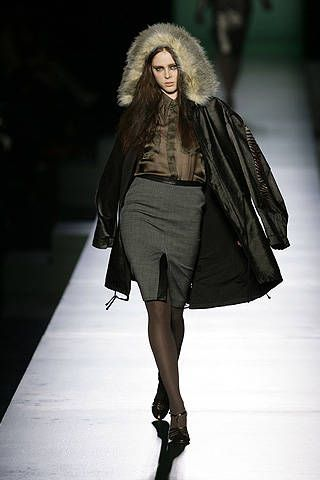 Jean Paul Gaultier Fall 2008 Ready-to-wear Collections - 001