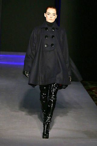 Cher Michel Klein Fall 2008 Ready&#45&#x3B;to&#45&#x3B;wear Collections &#45&#x3B; 001