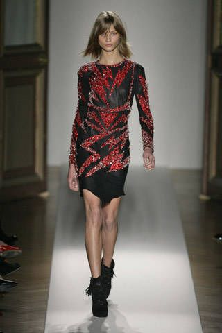 Balmain Fall 2008 Ready-to-wear Collections - 001