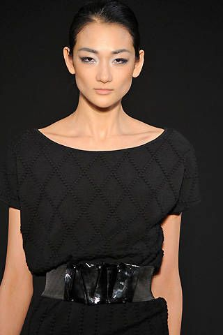 Cher Michel Klein Fall 2008 Ready-to-wear Detail - 001