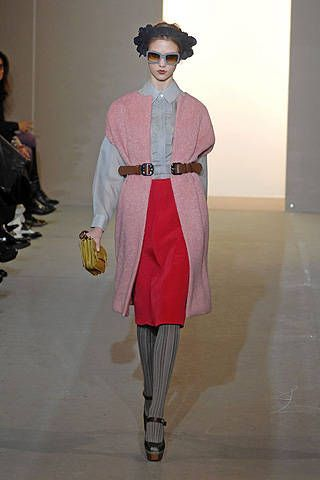 Marni Fall 2008 Ready-to-wear Collections - 001