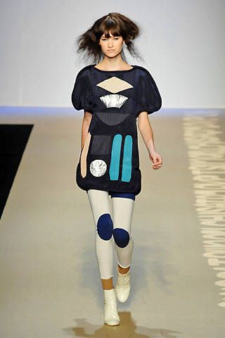 Tsumori Chisato Fall 2008 Ready-to-wear Collections - 001