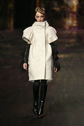 Christian Lacroix Fall 2008 Ready-to-wear Collections - 001