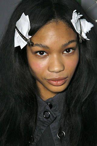 Jean Paul Gaultier Fall 2008 Ready-to-wear Backstage - 001
