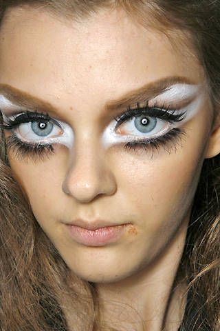 Christian Dior Fall 2008 Ready-to-wear Backstage - 001