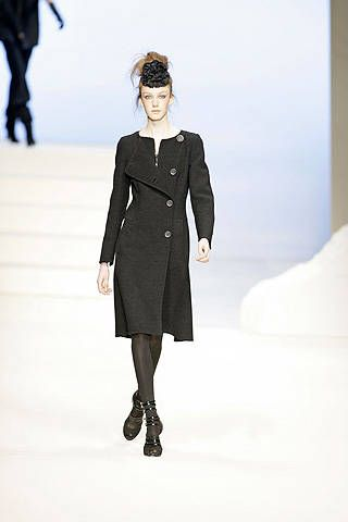Sportmax Fall 2008 Ready-to-wear Collections - 001