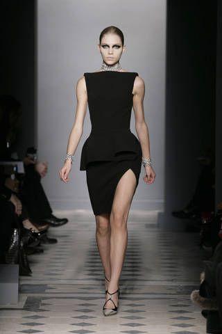 Balenciaga Fall 2008 Ready&#45&#x3B;to&#45&#x3B;wear Collections &#45&#x3B; 001