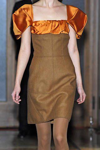 Alessandro DellAcqua Fall 2008 Ready&#45&#x3B;to&#45&#x3B;wear Detail &#45&#x3B; 001