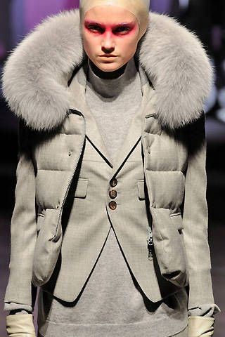 Undercover Fall 2008 Ready-to-wear Detail - 001
