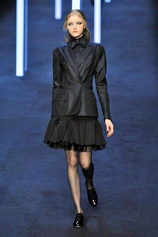 Karl Lagerfeld Fall 2008 Ready-to-wear Collections - 001