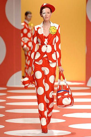 Jean-Charles de Castelbajac Fall 2008 Ready-to-wear Collections - 001